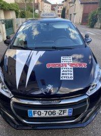 Peugeot 308 Auto Ecole Rout'Art 54300 LUNEVILLE